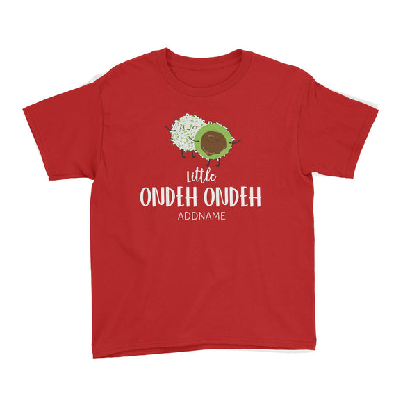 Cute Little Ondeh Ondeh Kid's T-Shirt