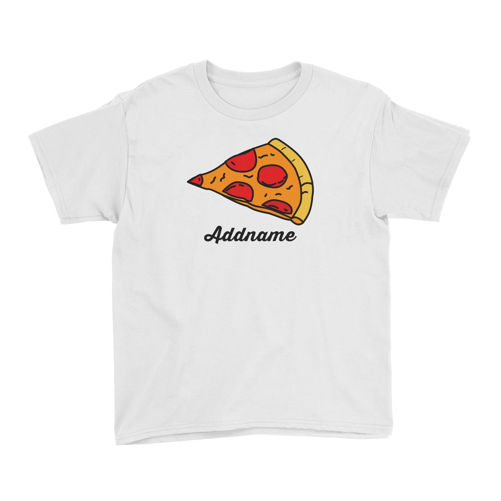 Pizza Baby Kid's T-Shirt