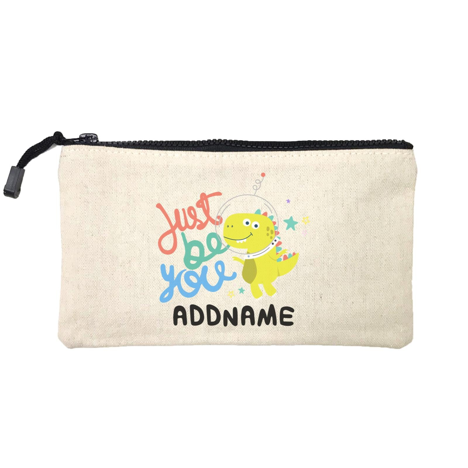 Children's Day Gift Series Just Be You Space Dinosaur Addname SP Stationery Pouch