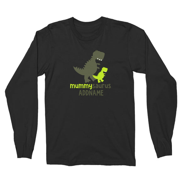 Mummysaurus Long Sleeve Unisex T-Shirt