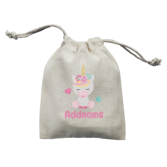 Magical Sweets Cute Unicorn Addname Mini Accessories Mini Pouch