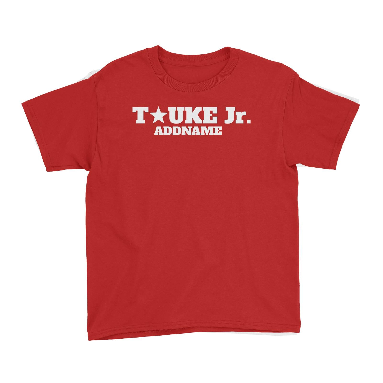 Tauke Jr Star Kid's T-Shirt