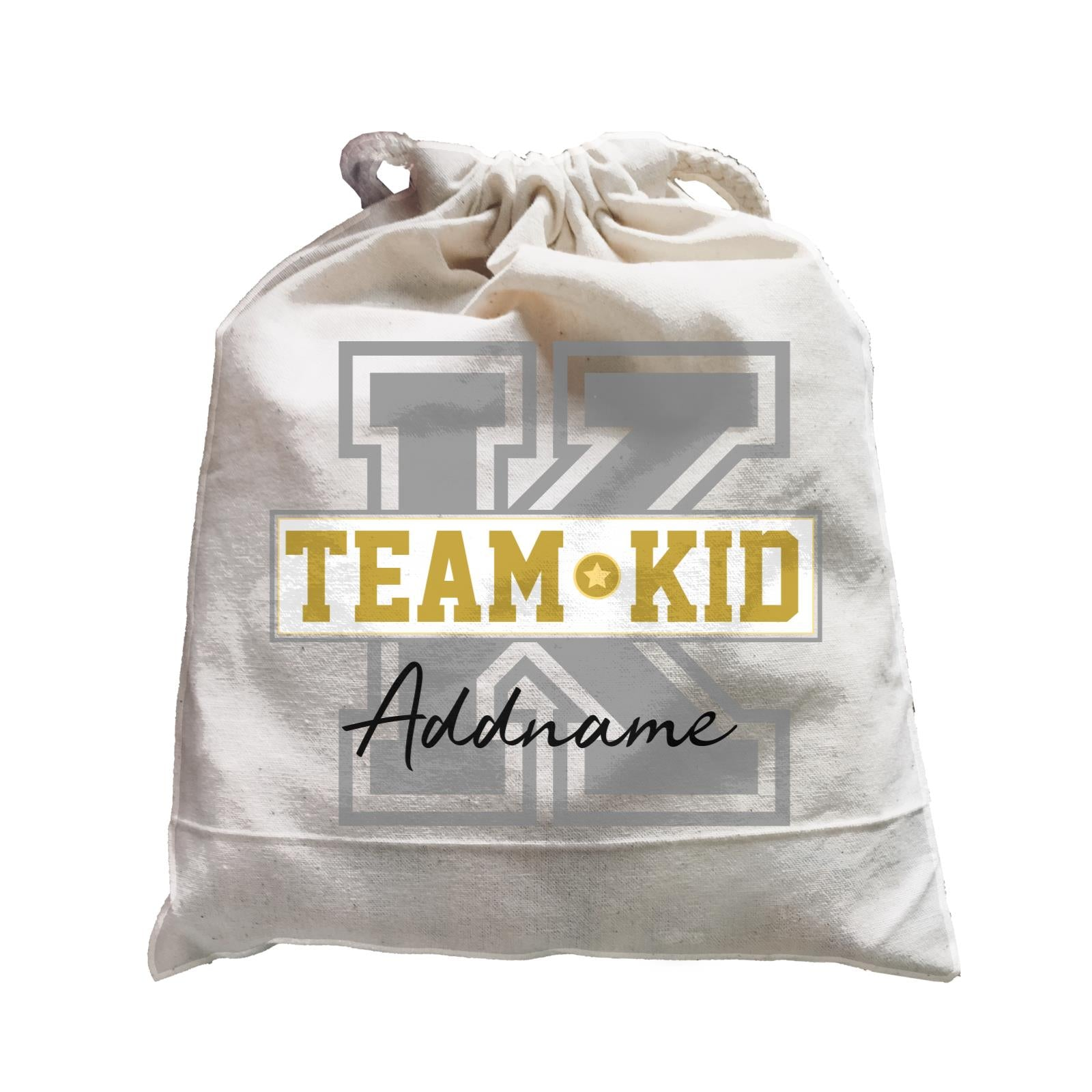 Team Kid Addname Satchel