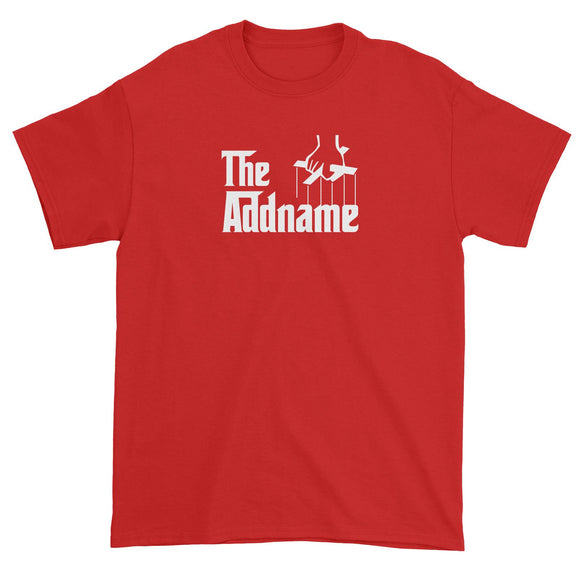 The Addname Unisex T-Shirt Godfather Matching Family Personalizable Designs