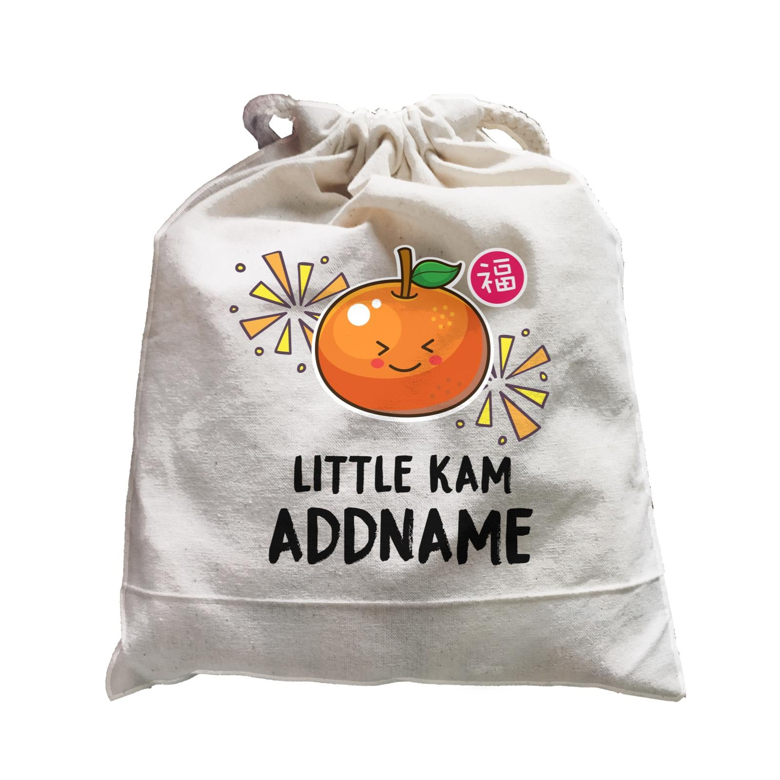 Chinese New Year Little Kam Satchel