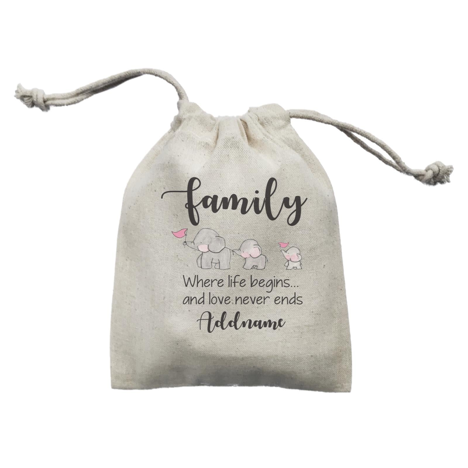 Family Is Everythings Quotes Family Where Life Begins And Love Never Ends Addname Mini Accessories Mini Pouch