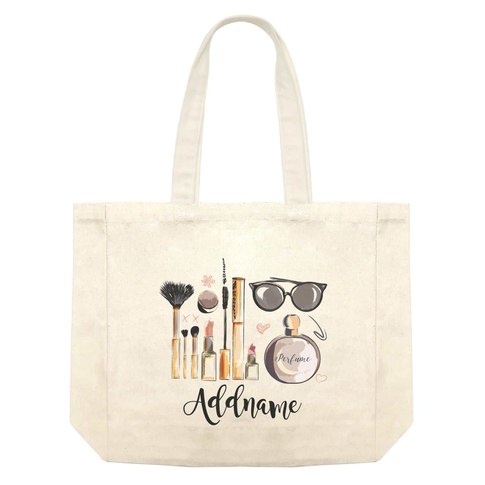 Make Up Quotes Beauty Kit Addname Shopping Bag