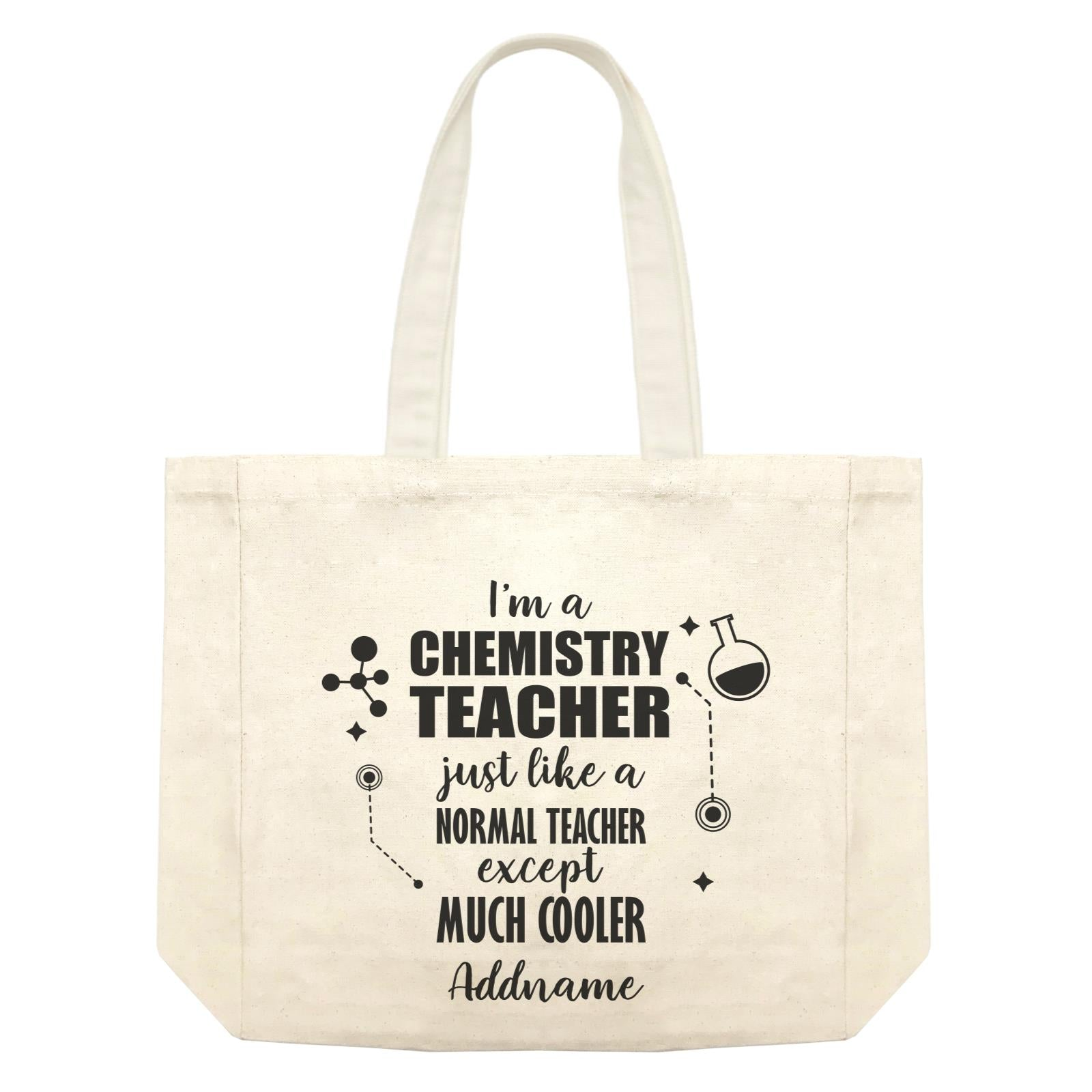 Subject Teachers 2 I'm A Chemistry Teacher Addname Shopping Bag