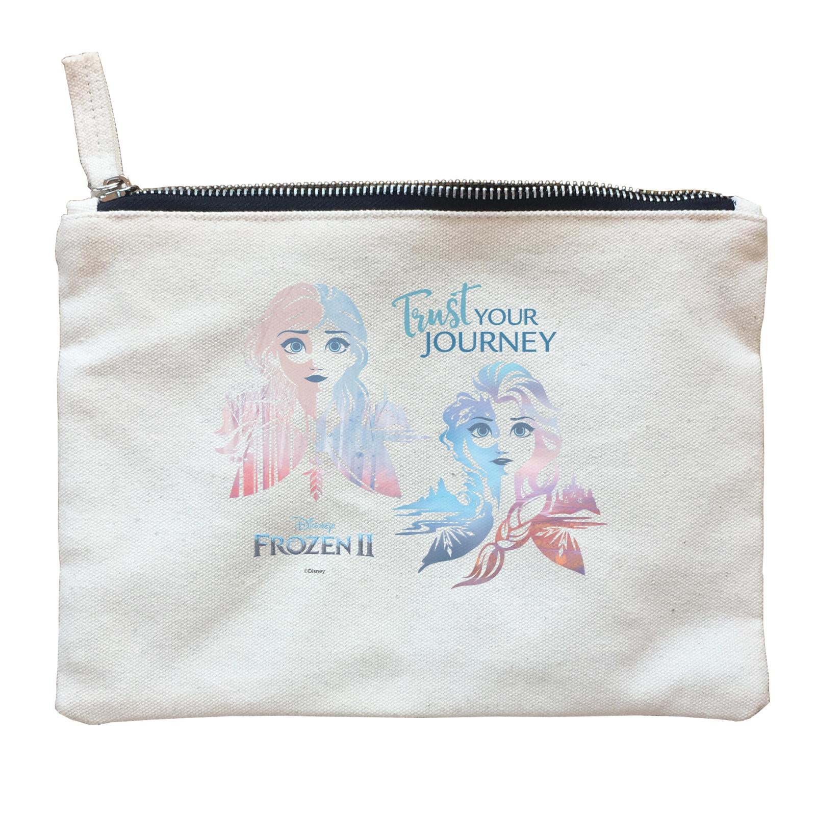 Disney Frozen 2 Hidden Truth Zipper Pouch