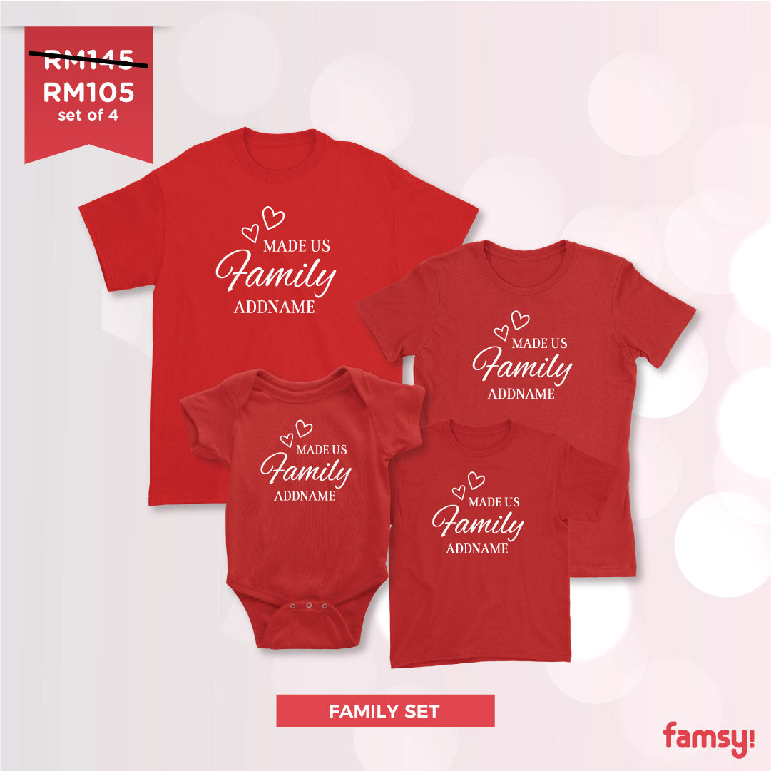 Christmas Cute Family Matching Outfit