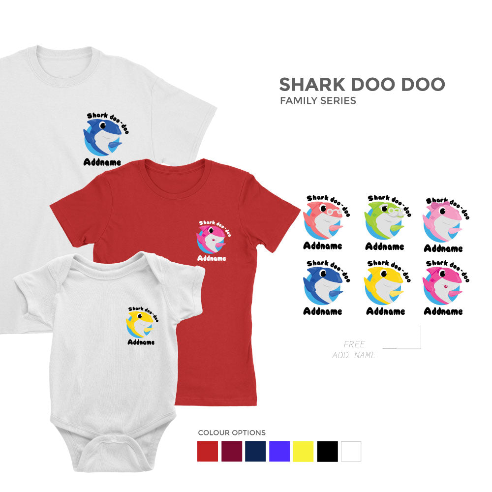 Shark Doo Doo Series