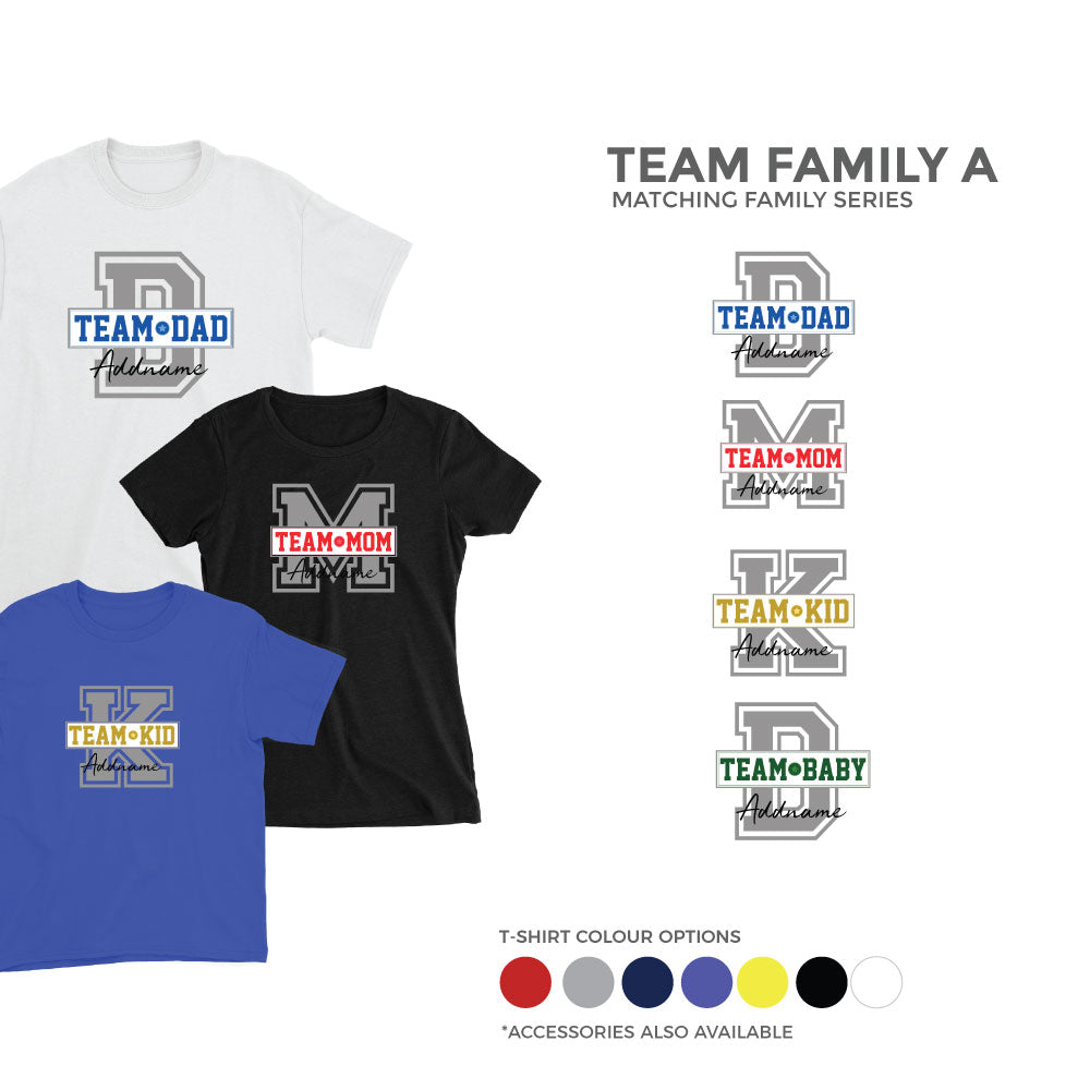 Family Shirts Daddy Mommy and Baby Matching Bear Family T-Shirt and Infant Tee