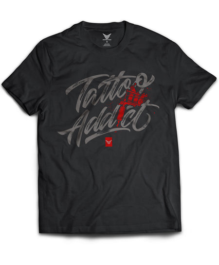 Tattoo Addict (Black)