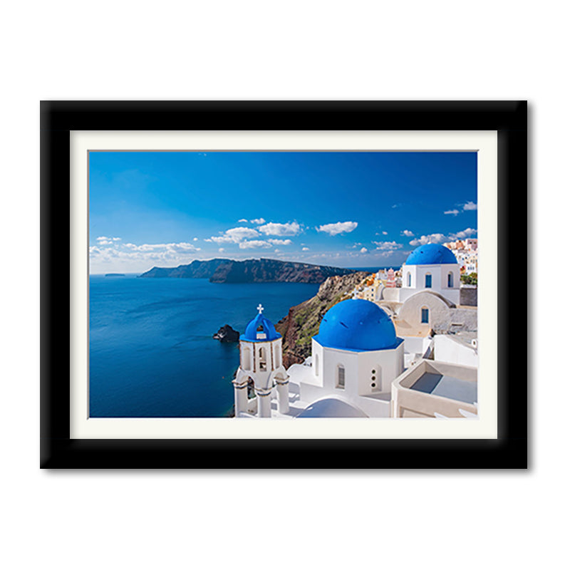 Landscape Perfect Gloss - Medium Premium Framed Print example