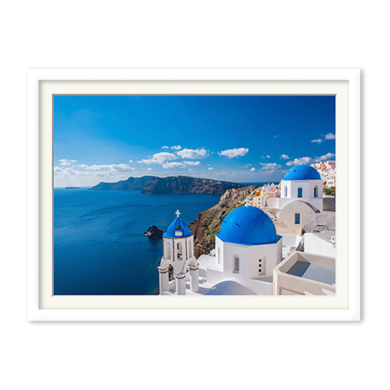 Landscape Perfect Gloss - Slim Premium Framed Print example
