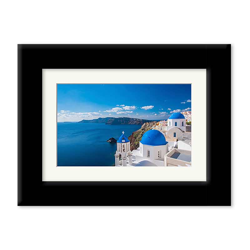 Landscape Perfect Gloss - Wide Premium Framed Print example