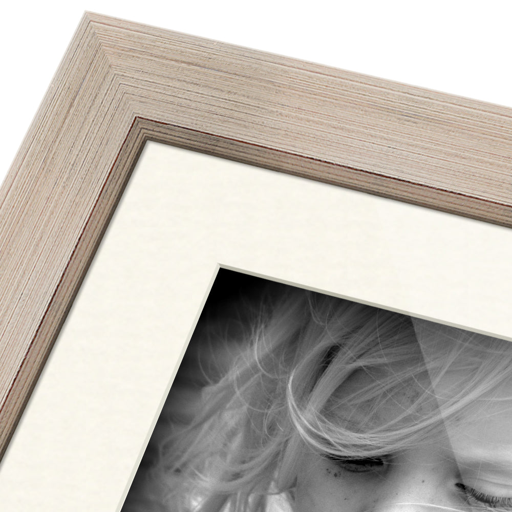 Rustic frame example