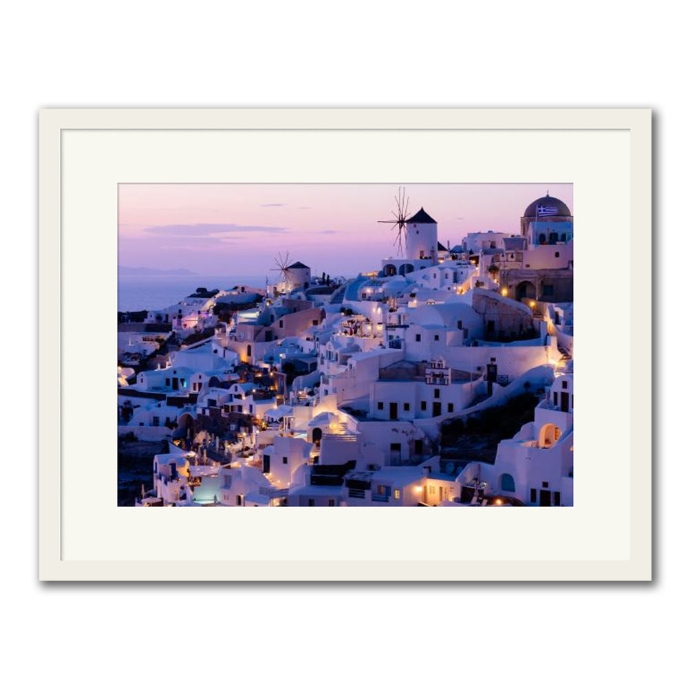 Colour Splash Pale Grey frame example