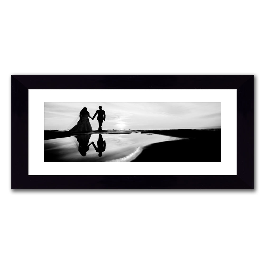 Black Perfect Gloss Wide frame example