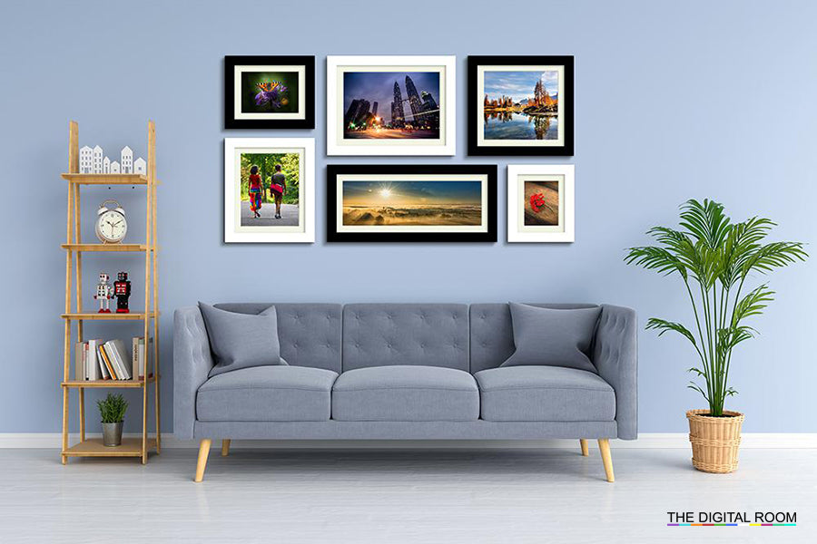 Perfect Gloss - Medium Premium Framed Prints displayed in room preview.