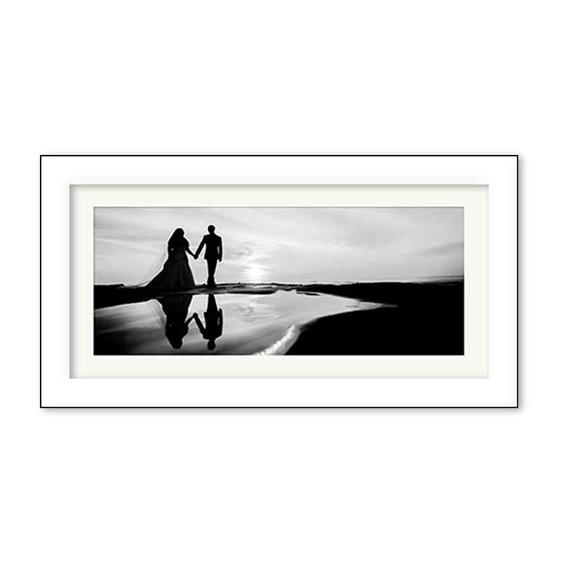 Panoramic Perfect Gloss - Medium Premium Framed Print example