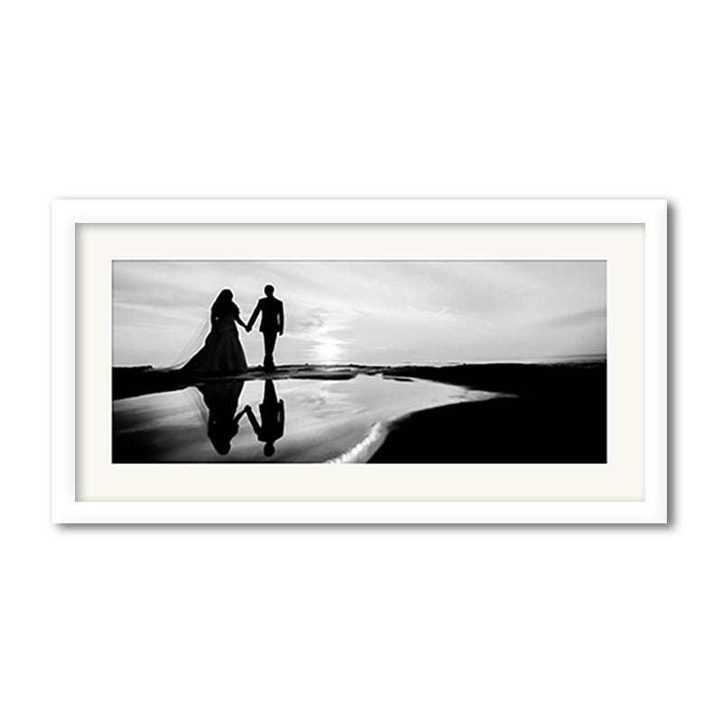 Panoramic Perfect Gloss - Slim Premium Framed Print example