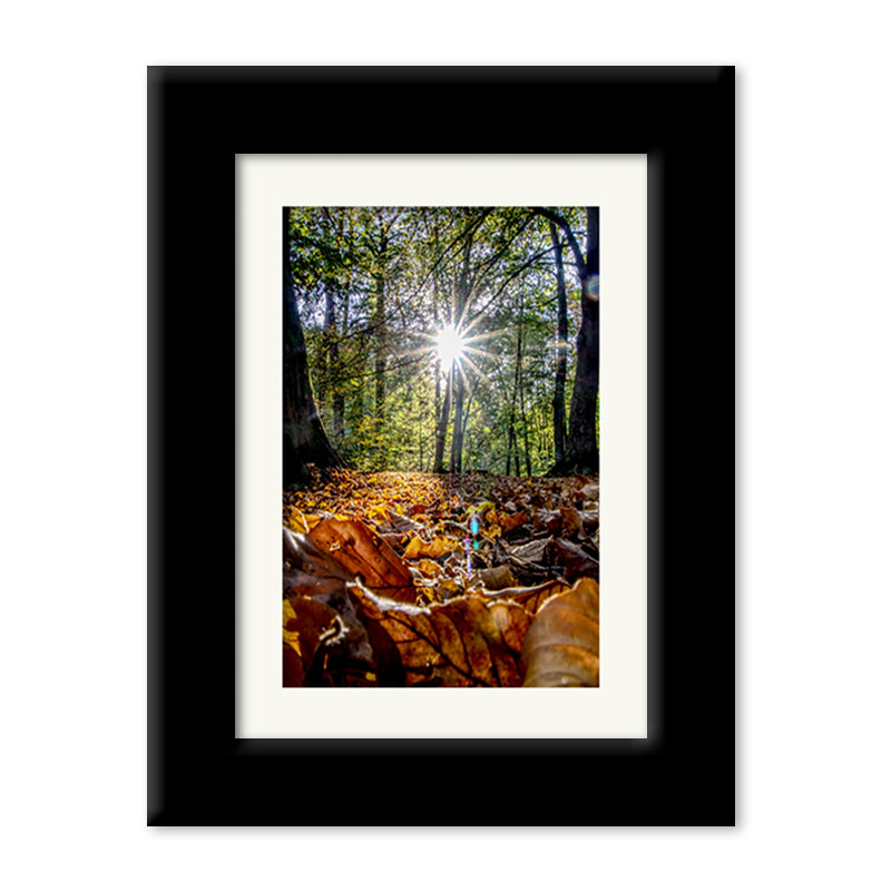 Portrait Perfect Gloss - Wide Premium Framed Print example