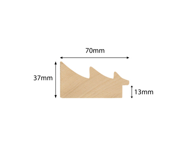 Layered Moulding Dimensions
