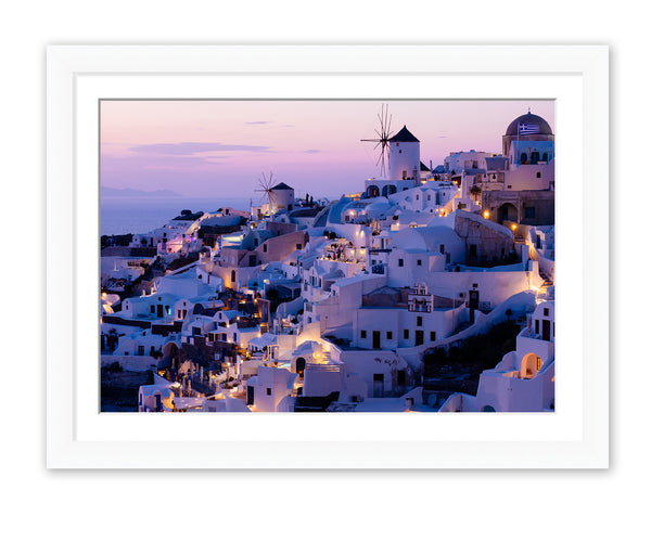 Perfect Gloss - Slim - Framed Print example
