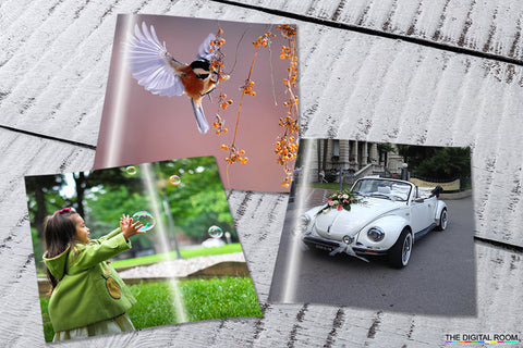 Square Gloss Photographic Print