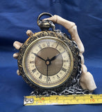 Steampunk About Time Clock by Nemesis Now