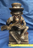 Steampunk Chimpanzee Scholar. Veronese Studio Collection