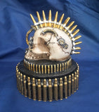 Steampunk Gears of War Trinket Box by Nemesis Now