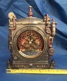 Steampunk Horologist Clock. Veronese Studio Collection
