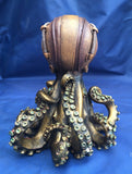 Steampunk Octosteam Octopus by Nemesis Now