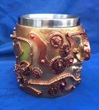 Steampunk Steaming Tankard by Nemesis Now