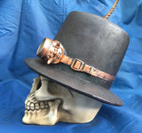 Steampunk The Aristocrat Skull by Nemesis Now