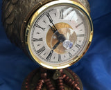 Steampunk Tick Took Owl Clock. Veronese Studio Collection