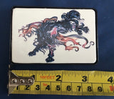 Chinese Dragon - Metal Belt Buckle