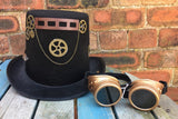 Steampunk Cogsmith's Hat by Nemesis Now