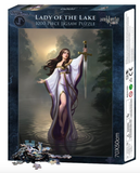 Lady of the Lake Jigsaw by James Ryman