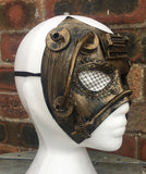Steampunk Steam Phantom Mask by Nemesis Now