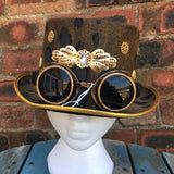 Steampunk Whitby Wanderer's Hat by Nemesis Now