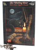 The Witching Hour Jigsaw by Lisa Parker