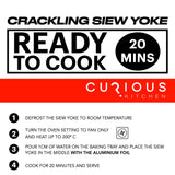 Crackling Siew Yoke (500 gms) - Ready to Cook
