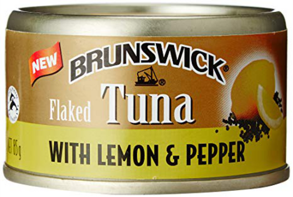 BW Flaked Tuna Lemon & pepper