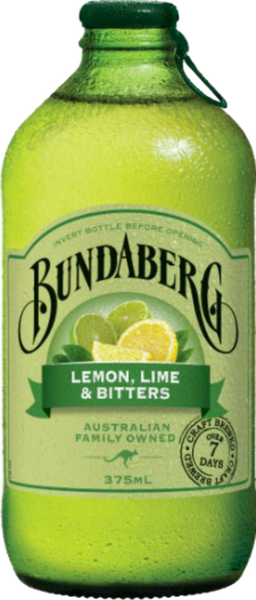 Bunderberg Lemon Lime Bitters