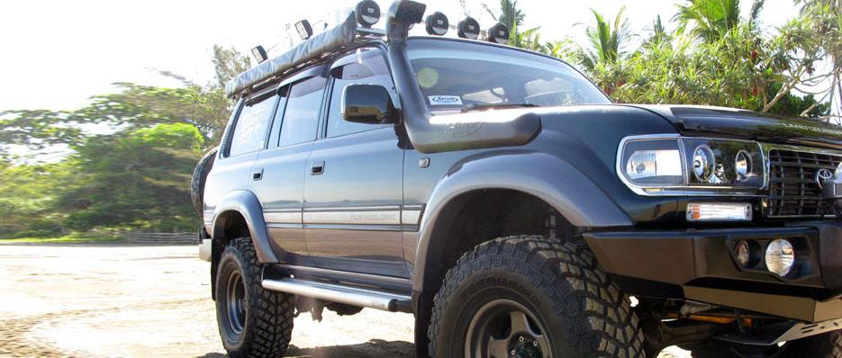 Land Cruiser Amazon Bj. 92-97