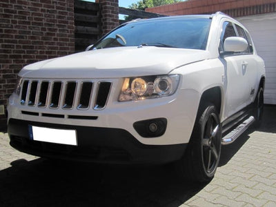"Jeep Compass Bj. 07-17 Trittbretter ""High Flyer"" - Direct 4x4 Autozubehör"