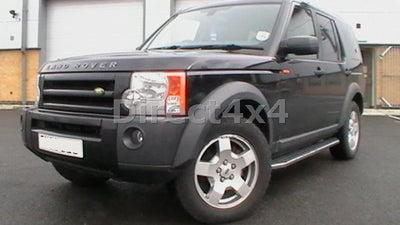 "Land Rover Discovery 3 & 4 Bj. 05-16 Trittbretter ""Raptor"" - Direct 4x4 Autozubehör"